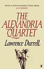 The Alexandria Quartet: Justine, Baltasar, Mountolive, Clea por Lorenzo Durrell