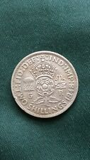 King George VI 1948 Florin / Two Shillings Nice Coin