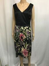 UNDERCOVER WEAR SIZE 16 FLORAL SPECIAL OCCASION DRESS