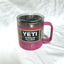 NEW! Yeti 10oz Mug Prickly Pear Pink *FAST SHIPPING*