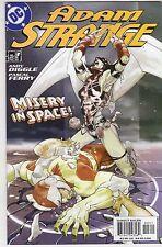fumetto DC THE OF ADAM STRANGE AMERICANO NUMERO 3