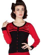Women's Viscose No Pattern Scoop Neck Hip Length Jumpers & Cardigans