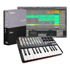 Ableton Live 10 Suite With AKAI APC Key 25 Bundle (new)