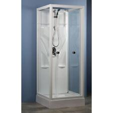 Dusche Komplettdusche Fertigdusche B 80 x H 190 cm Duschkabine Schulte Juist