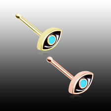 Evil Eye Belly Ring Ebay