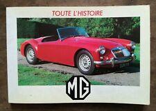 """""""MG toute l'histoire"""" AUTO Histoire n. 24 F.Wilson McComb"""