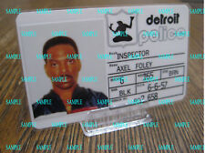 Beverly Hills Cop - Axel Foley Detroit Police I .D. ( SCREEN ACCURATE )