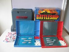 BATTLESHIP LOT - ELECTRONIC BATTLESHIP ADVANCED MISSION - CLASSIC BATTLESHIP