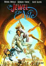 The Jewel of the Nile (DVD, 2014) Michael Douglas Kathleen Turner