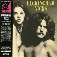 BUCKINGHAM NICKS-S/T-IMPORT MINI LP CD Ltd/Ed ttt