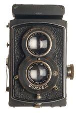 Old Standard Model TLR Camera Heidoscop 1:3.1 Tessar 1:3.5 f=7.5cm