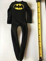 1//6 Scale batman serré costume doit être cousu à l/'Arrière