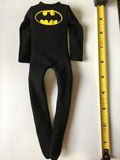 1/6 Scale Batman Black Yellow Body Toght Suit