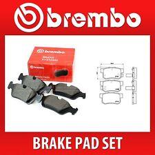 BREMBO Freno Trasero Pad Set (2 ruedas en 1 Eje) P 28 022/P28022