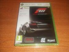 Forza Motorsport 3 III Cellofane Nuovo di Zecca Sigillata XBOX 360 PAL MICROSOFT GIOCO