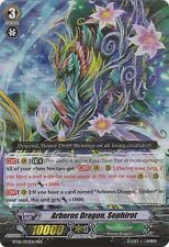 Cardfight!! Vanguard Arboros Dragon, Sephirot - BT08/003EN - RRR Near Mint
