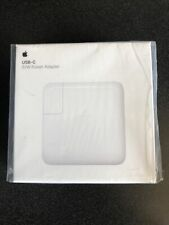 NEW Genuine MacBook Pro 13'' 61W USB-C PowerAdapter Charger A1718 Factory Sealed