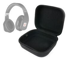 Large Black Tough EVA Storage Case for Noontec ZORO II HD Foldable Headphones