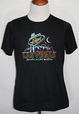Rock'n'Roll Las Vegas Marathon We Run the Night Nov 2014 Running Shirt Women Xl