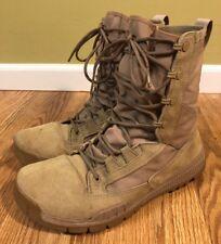 "Nike Mens SFB Field 8"" Boot Size 9 Khaki/Tan 631371-220"