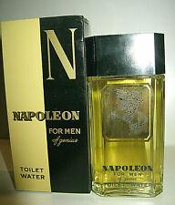 COLONIA UOMO EAU DE COLOGNE NAPOLEON FOR MEN 200ML TOILET WATER MORRIS HOMME MEN