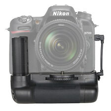 New Vertical Battery Grip Holder for Nikon D7500 DSLR Camera Work With EN-EL15