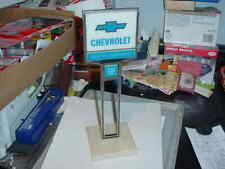 CHEVY POMOTIONAL SIGN---PROMO SIZE