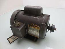 Baldor L3406 Industrial Motor Single Phase .33 HP, 1725 RPM