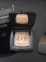 CHANEL Highlighter Brush Set Radiant Glow Highlighting CC Powder Compact Bronzer