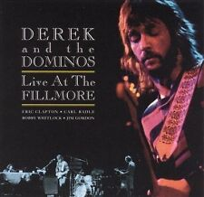 Live at the Fillmore by Derek & the Dominos (CD, Feb-1994, 2 Discs, Polydor)