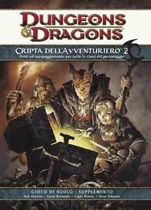 Dungeons & Dragons Cripta dell' Avventuriero 2   4° ed.
