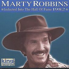 Marty Robbins - 1982-Country Music Hall Of Fame [CD New] FREE SHIP  USA