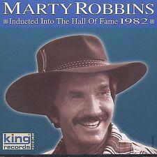 Marty Robbins - 1982-Country Music Hall Of Fame [CD New] FREE SHIP  USA