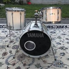 Yamaha Recording Custom Bop Jazz Kit 12/14/18 White Japan YESS FREE SHIP CONUS