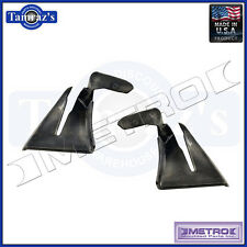 68-72 GM A Body Convertible Top Compartment Side Panel Weatherstrip Seals New