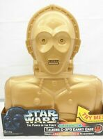 Star Wars Power of the Force Electronic Talking C-3PO Carry Case  TY