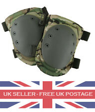 Armour Ginocchio PADS MULTICAM MTP BTP CAMOUFLAGE (Airsoft Paintball lavoro Esercito Raf)
