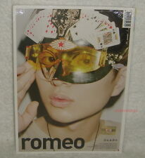 SHINee 2nd Mini Album Romeo Korean CD ONEW Ver.