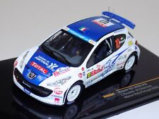 1/43 IXO Peugeot 207 S2000  Winner 2008 Portugal  Rally Car #10  RAM331