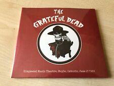 The Grateful Dead - Kingswood Music Theatre Maple Ontario June 21 1984 2CD