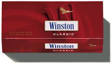 1000 (5x200) Winston (Manchons, Manchons de filtre, Tubes à cigarettes)