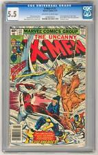 X-Men #121 CGC 5.5 (OW-W) 1st Full Appearance of Alpha Flight