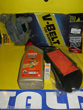 Kit tagliando step2 Honda SH 150 fino 2013 olio candela filtro cinta rulli