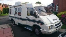 1 Axles Campervans & Motorhomes with Back Seat Safety Belts