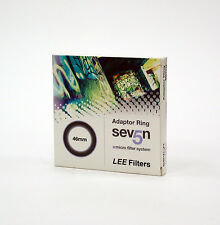 Lee Filters seven5 46mm Adattatore ring.brand new.lee FILTRI / made in Inghilterra
