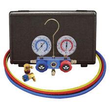 "Mastercool 89660 Economy R134a Manifold Gauge Set w/3-60"" hoses"