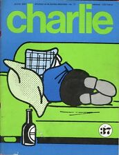 """""""CHARLIE N°37 / février 1972"""" Al SMYTHE : ANDY CAPP"""