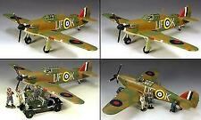 RAF007-01 - King and Country - RAF - Hawker Hurricane Mk.I - Special Edition SDN
