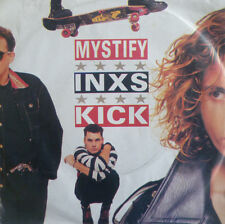 "7"" 1987 KULT & RARE NL-PRESS IN VG+++ ! INXS : Mystify"