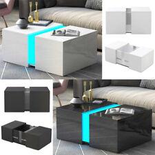 Living Room Set Modern High Gloss Tv Unit Display Cabinet Cupboard Furniture Led